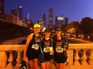 Merrie miles pre marathon